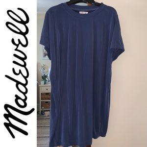 ⚓️Navy Blue Madewell T-Shirt Dress
